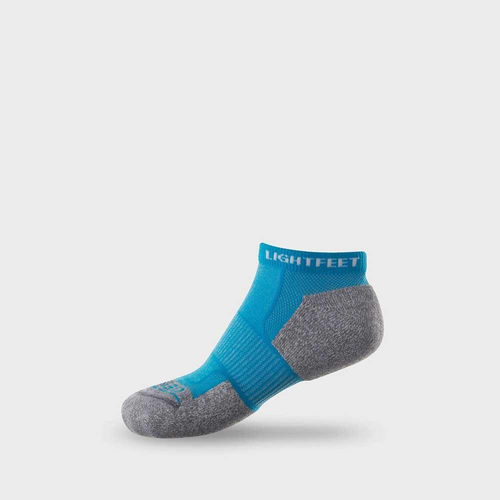 Lightfeet Genesis Sock in Aqua