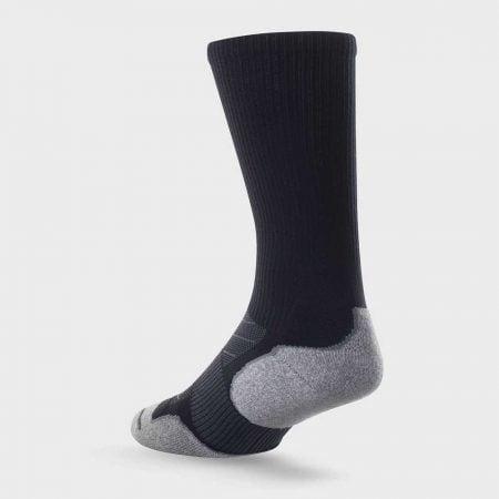 Lightfeet Evolution Crew Sock in Black
